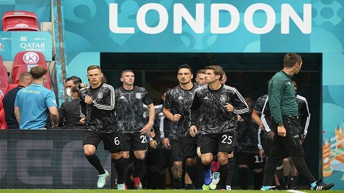 LIVE SCORE Inggris Vs Jerman Live Streaming EURO Hari Ini, Inggris Vs Jerman Live Dimana ?