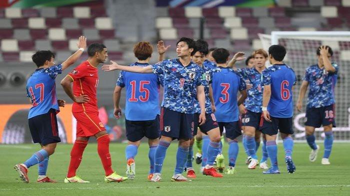 Live Score Jepang vs Australia Kualifikasi Piala Dunia Zona Asia Hari Ini Mulai Pukul 17.14 WIB