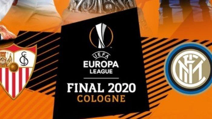 LIVE SCORE Liga Eropa Final Liga Eropa 2020 Inter Vs Sevilla, Streaming Europa League Live SCTV