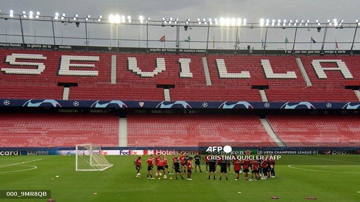 Live Score Sevilla vs RB Salzburg Liga Champion Nanti Malam Lengkap Prediksi dan Link Live Streaming