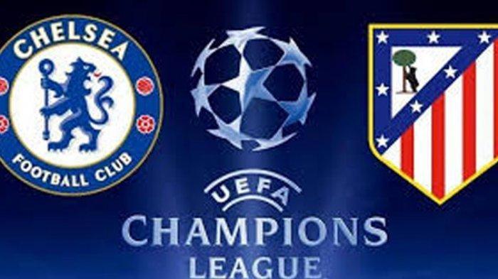 Live SCTV Liga Champion Leg 2 Babak 16 Besar RealMadridvsAtalanta dan ChelseavsAtleticoMadrid