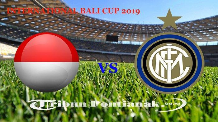 Hasil Timnas U-20 Indonesia All Star Vs Inter Milan U-18, Il Nerrazzuri Ungguli Cepat Sutan Zico Cs