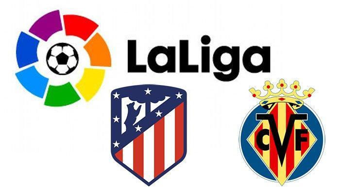 LIVE Stream Atletico Madrid Vs Villareal Jadwal Pertandingan La Liga, Duet Luis Suarez - Joao Felix