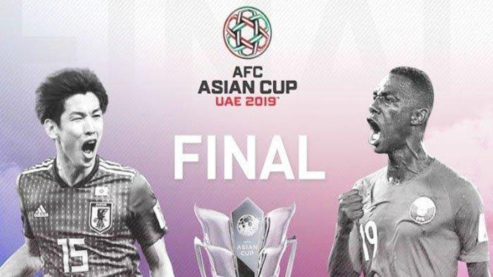 LIVE STREAM Qatar Vs Jepang, AFC Asian Cup Finals LIVE Free FOX Sports Asia