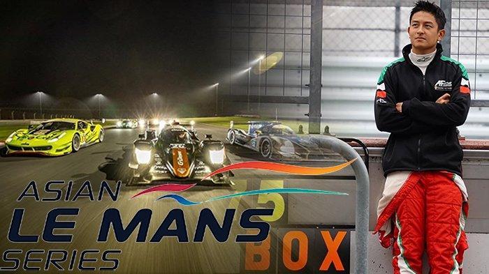 LIVE Streaming Asian Le Mans Series LIVE RCTI+, Aksi Rio Haryanto Balap Ketahanan Mobil Sport Asia