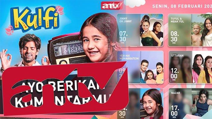LIVE Streaming ANTV Uttaran Hari Ini 9 Februari 2021 Mivo.com ANTV , Tonton Juga Kulfi ANTV Hari Ini
