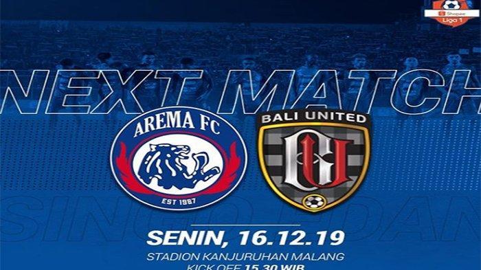 Live Streaming Arema Vs Bali United Liga 1, Live Streaming Indosiar, Milomir Seslija : Bukan Messi