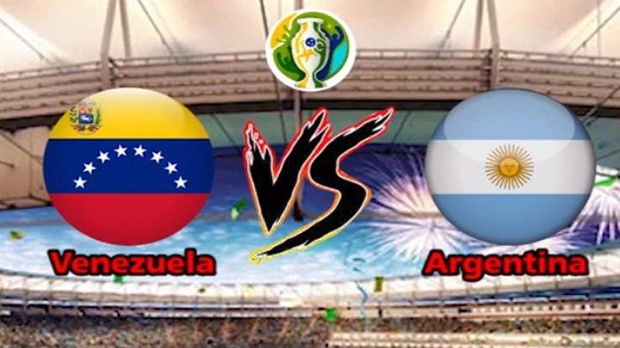 LIVE STREAM Argentina Vs Venezuela & Chile Vs Colombia   Messi Menuju Final Dini Argentina Vs Brazil