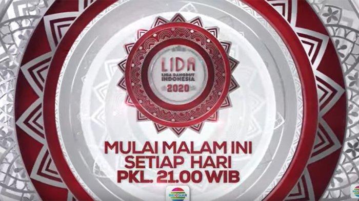 LIVE STREAMING LIDA Liga Dangdut Indonesia 2020 di Indosiar Malam Ini, Siapa Saja yang Lolos?