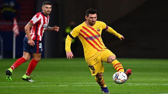 LIVE Streaming Barcelona Vs Atletico Madrid Malam Ini, Barcelona Juara Liga Spanyol 2021 Terbuka?