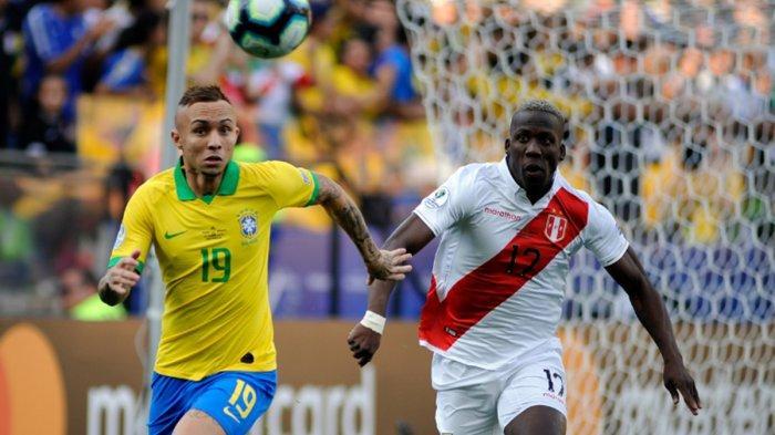 Live Streaming Brazil Vs Peru Final Copa America 2019, Pemain Juventus Sebut Final Spesial