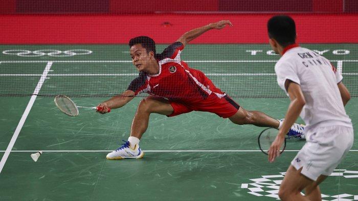 HASIL Sudirman Cup 2021 Terbaru Minggu 26 September Live China dan Taiwan Mulus, Indonesia ?