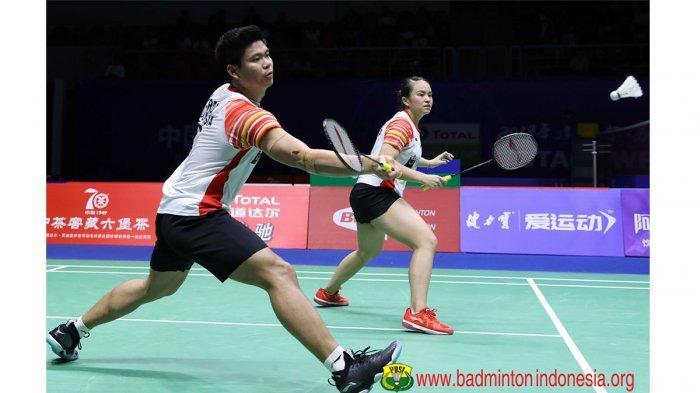 Jadwal Siaran Langsung Final Thailand Open 2021 Live TVRI Minggu 17 Januari 2021