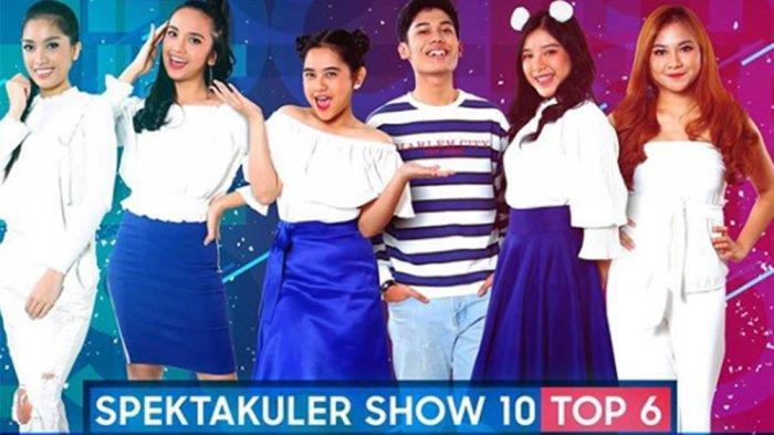 Live Streaming Indonesian Idol Spektakuler Show Top 6, Daftar Lagu yang Akan Dinyanyikan Finalis