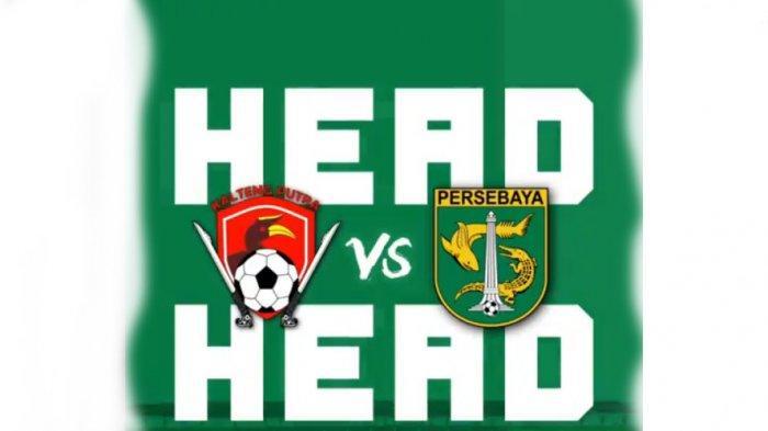 Sedang Berlangsung, LIVE Streaming Indosiar Kalteng Putra Vs Persebaya Liga 1, Skor Masih Sama Kuat