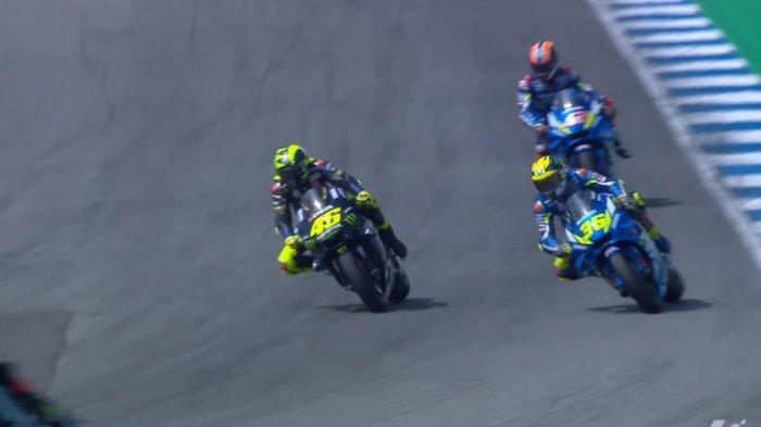 Live Streaming Kualifikasi MotoGP Jepang 2019, Petrucci Patahkan Dominasi Marquez, Rossi Tercecer
