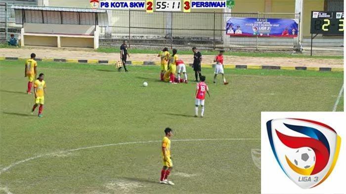 LIVE Streaming Liga 3 Hari Ini Zona Kalbar, Tonton PS Kota Singkawang Vs Persiwah Mempawah Sekarang!