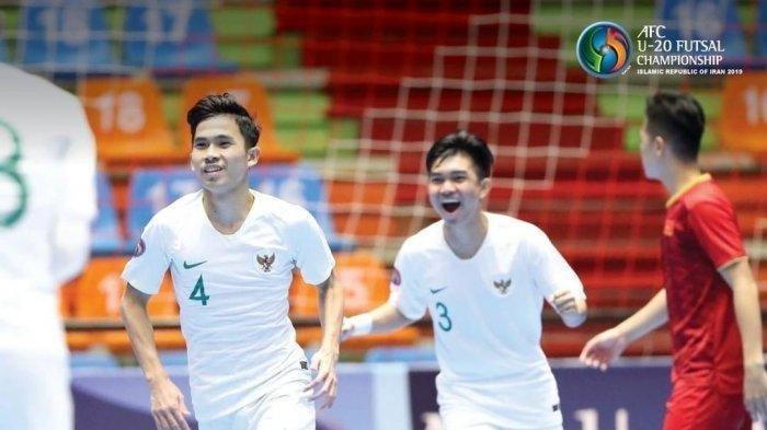 Live Streaming MNCTV Indonesia Vs Afganistan Semifinal Futsal Piala Asia U-20 Jam 18.00 WIB