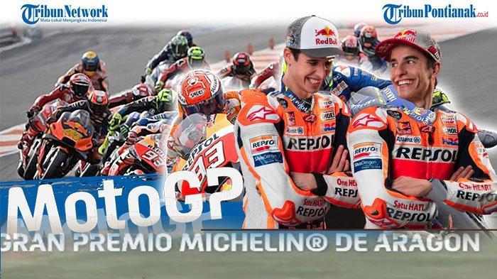 TERBARU Jadwal MotoGP 2020 Seri Aragon, Cek Hasil Kualifikasi MotoGP Aragon Melalui Link Berikut!