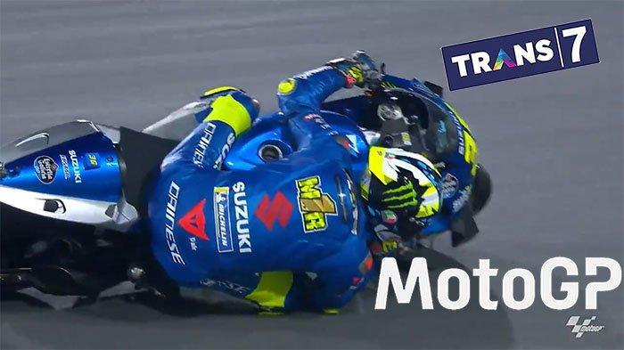 Ilustrasi Live Streaming MotoGP 2021 di Trans 7