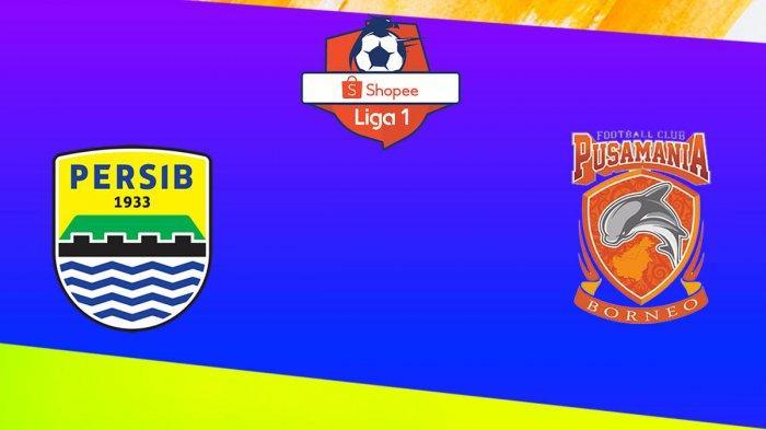 Live Streaming Persib Bandung Vs Borneo FC Indosiar Vidio.com, Gomez Lontarkan Pujian untuk Persib