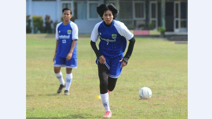 LIVE STREAMING Persib Vs PSS Sleman Liga 1 Putri 2019 16.00 WIB LIVE Mola TV, Desy Amelia Tak Sabar