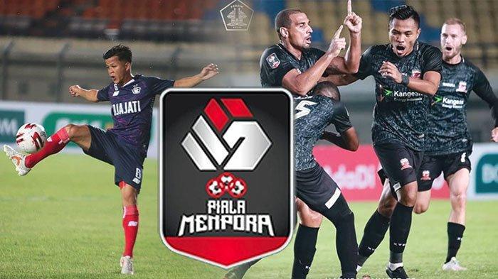 LIVE Streaming Piala Menpora 2021 Hari Ini Live Indosiar Ada Tidak? Jadwal Grup C Piala Menpora 2021