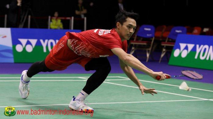 Live Streaming RCTI Badminton SEA Games Indonesia vs Thailand Beregu Putra, Jojo Main Pertama