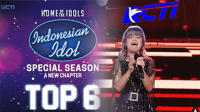 LIVE Streaming RCTI Indonesian Idol Malam Ini, Tak Ada Kirana Indonesian Idol 2021 di Top 6