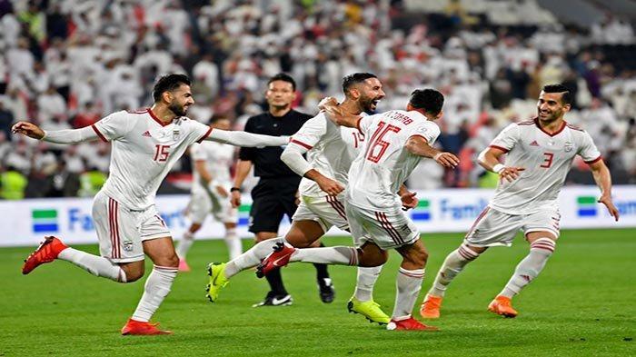 Live Streaming RCTI Iran vs Korea Selatan Kualifikasi Piala Dunia Zona Asia Malam Ini