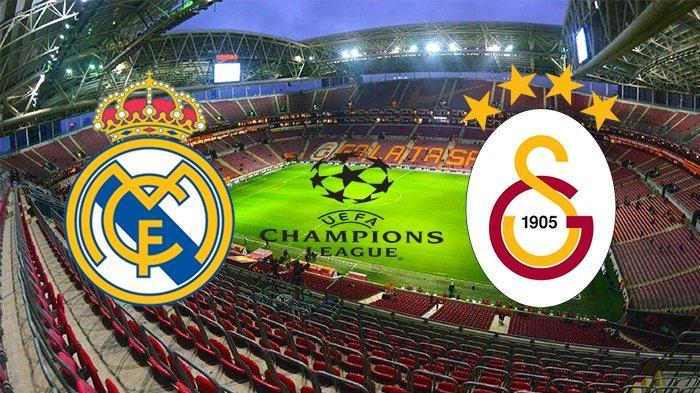 LIVE STREAMING Real Madrid Vs Galatasaray Liga Champion Live SCTV, Rekor Buruk Los Blancos