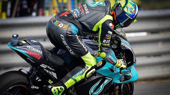 LIVE Trans7 MotoGP Spanyol 2021 Hari Ini Minggu - Duel Sengit Marquez dan Rossi, Quartararo Terdepan
