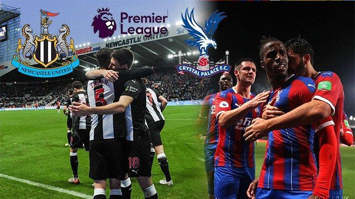 LIVE TVRI Live Stream Newcastle United Vs Crystal Palace Mola TV, Misi 5 Besar Klasemen Liga Inggris