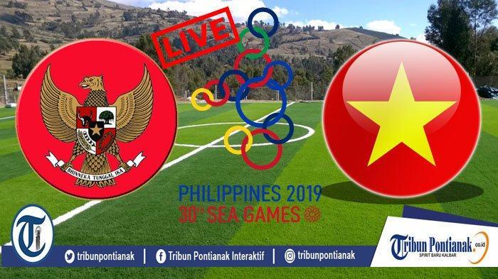 Jadwal Timnas Vs Vietnam SEA Games Filipina, Indonesia Tim Pertama Lolos Semifinal SEA Games 2019 ?