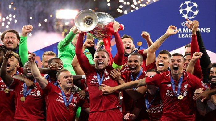 Juara Liga Champions 2019, Link Parade Kemenangan di Kota Liverpool