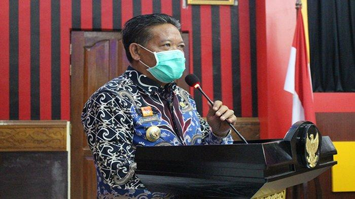 Bupati Sanggau Tunda Pelaksanaan Pembelajaran Tatap Muka, Berikut Analis dan Pertimbanganya