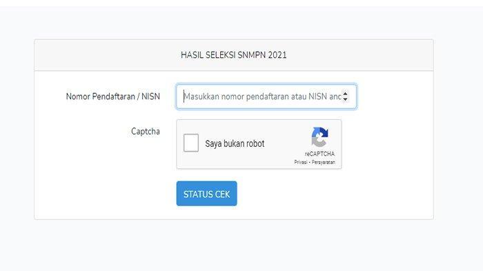 SNMPN Politeknik 2021 Login dan Cara Mengecek Hasil SNMPN 2021 Login https://snmpn.politeknik.or.id