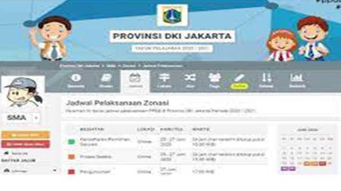 Login https://ppdb.jakarta.go.id Daftar PPDB DKI Jakarta Hari Ini Senin 7 Juni 2021