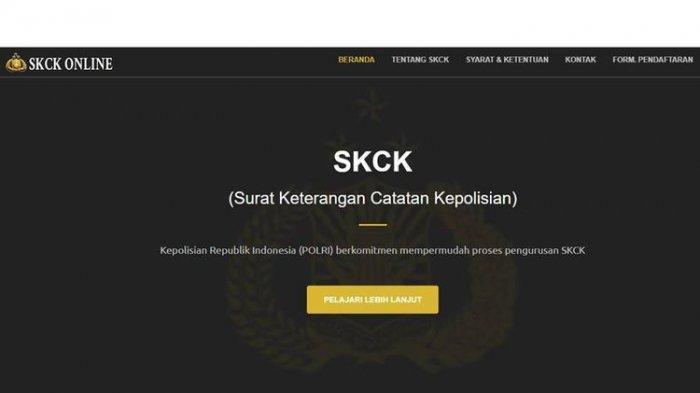 Syarat Perpanjang SKCK ! Kamu Bisa Urus SKCK Online di skck.polri.go.id , Baca Panduan SKCK Disini