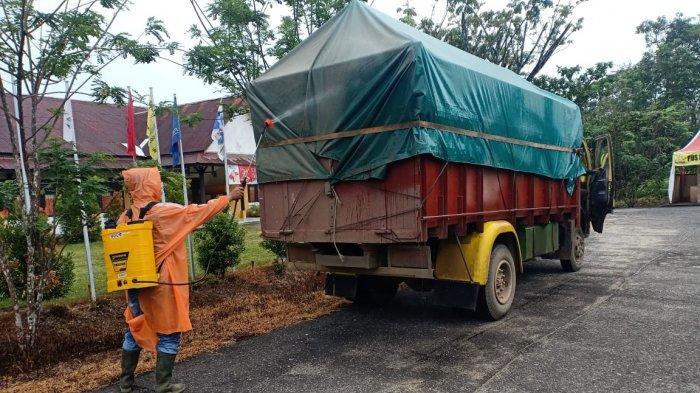 Sehari Semalam Distribusikan Logistik, Faktor Alam dan Medan Berat Hambat Petugas