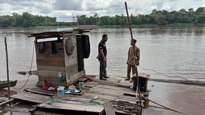 BREAKING NEWS - Bocah 9 Tahun Tenggelam di Sungai Kapuas Sekadau Ditemukan Meninggal