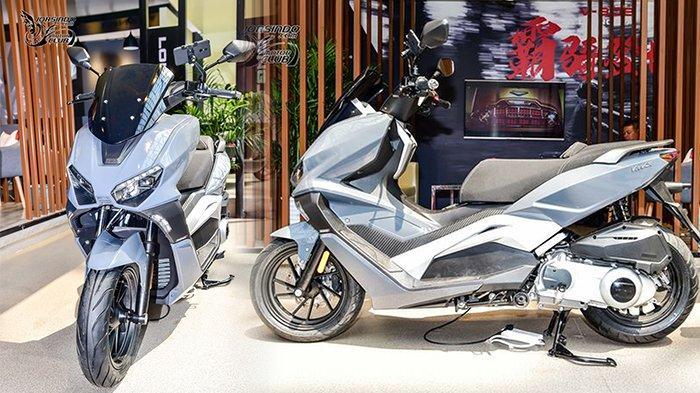 YAMAHA XMAX dan Honda Forza Dapat Penantang Baru, Longjia VMAX 300 | Lihat Harga dan Spesifikasinya