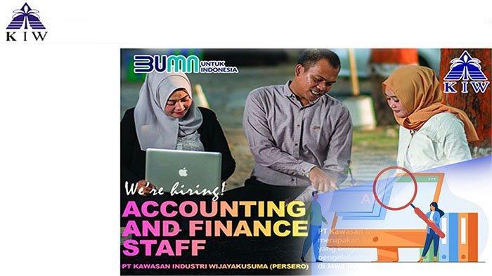 LOWONGAN Kerja BUMN 2021 Terkini di PT KIW, Lamaran Dikirim Terakhir Besok! Update Info Loker 2021
