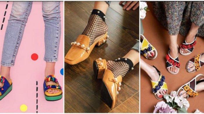 Trend Sandal Lucu dan Unik di Instagram, Harganya dari Rp 200 Ribu Hingga Rp 1 Juta
