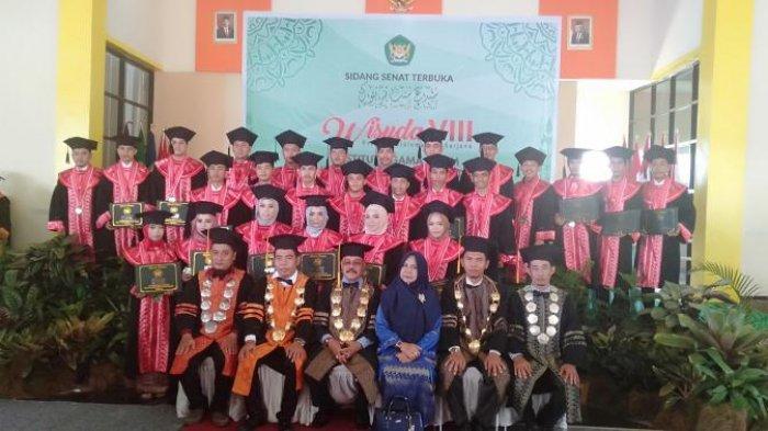 Institut Agama Islam Sultan Muhammad Syafiuddin Sambas, Saurina Ungkap Rahasia Jadi Lulusan Terbaik