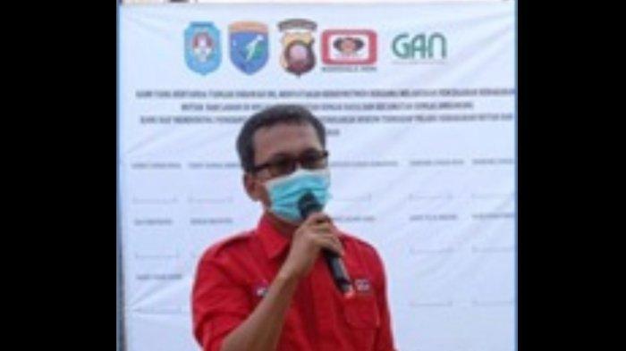 PT GAN Gelar Apel Siaga Tanggap Darurat Kebakaran Lahan dan Kebun Tuai Apresiasi