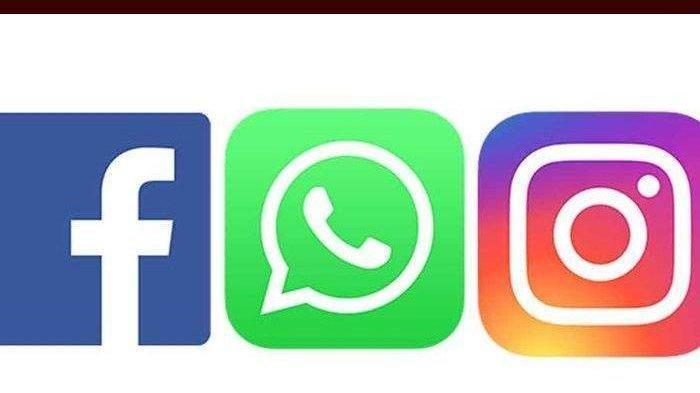 Lumpuh! Pengumuman Resmi Kapan Facebook Instagram dan WhatsApp Kembali  Normal - Tribunpontianak.co.id