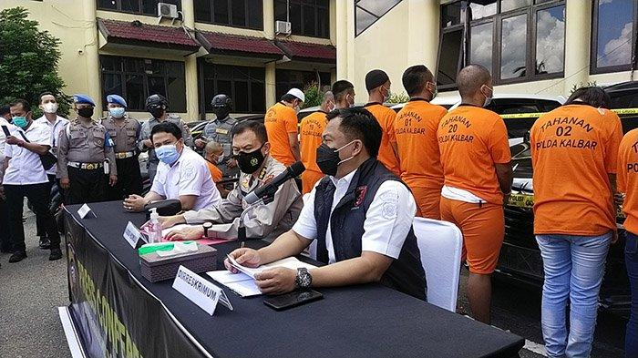 Ditreskrimum Polda Kalbar Ungkap Sindikat Penggelapan Mobil Rental, Polisi Imbau Korban Lapor