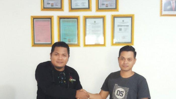 DPW ARMY Kalbar dan PT Arif Muda Perkasa Tandatangani MoU Soal Bansos