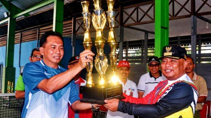 Pemkab Harap Kejuaraan Tenis Bupati CUP 2019 Mampu Jaring Atlet Muda Berprestasi
